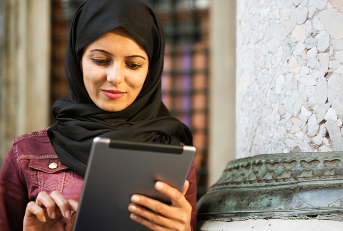 distance learning in Oman