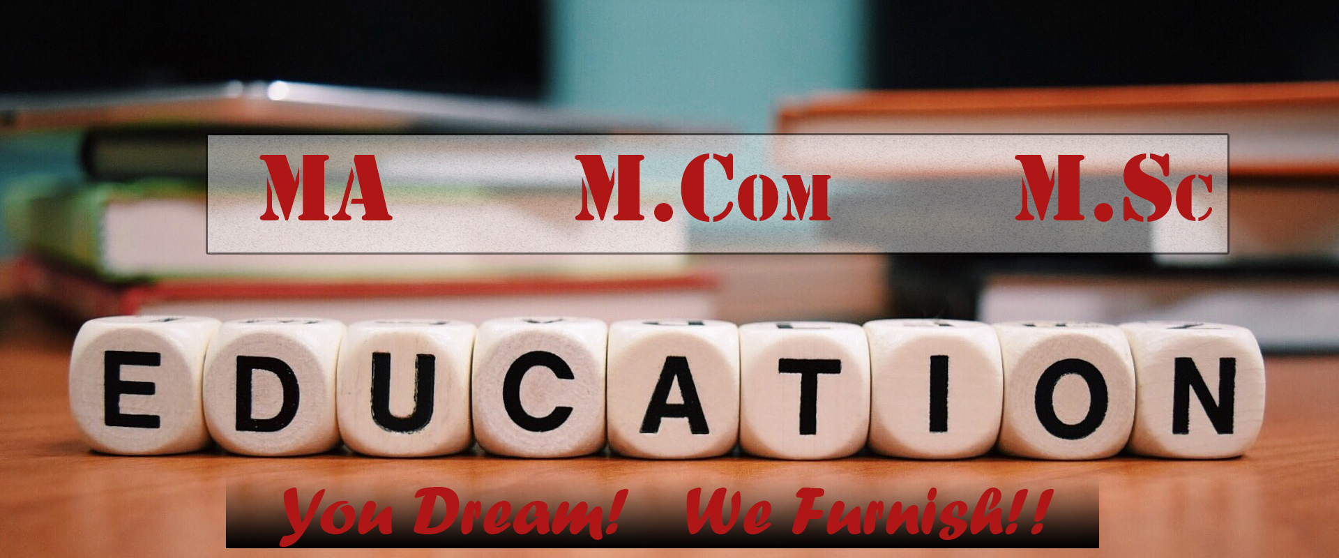 Masters Distance Education